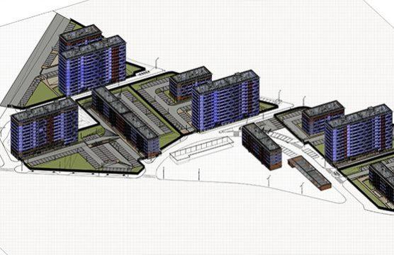 DRANCY Cités Gagarine et Lurçat Expérimentation BIM en Réhabilitation de 669 logements